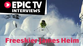 James Heim Talks Freeskiing and Other Fishy Stuff