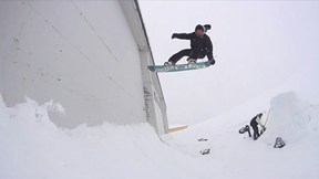 These Germans Find Cool Ways to Snowboard When the Conditions Are Scheiße | Death Riders, Ep. 4