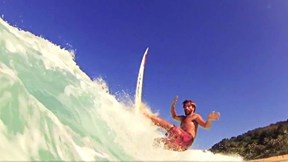 Surfing True Blue Hawaii | Aritz Aranburu, Teaser