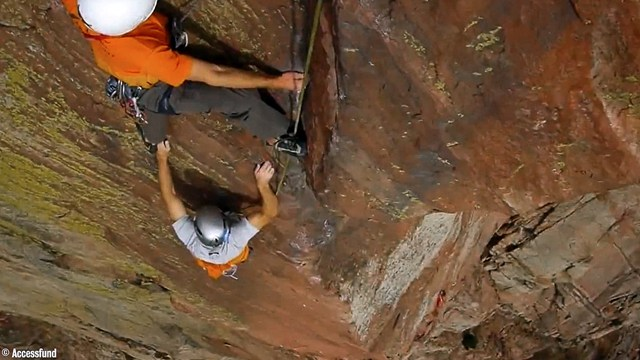 EpicTV Video: Blind Man to Climb North Face of the Eiger and