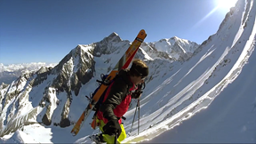 This Guy Hiked for two Days to Ski one Incredible Line | #STEEP, Ep. 5