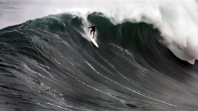 The Story of Andrew Cotton's Quest to Ride the Biggest Wave Ever | Behind the Lines, Ep. 1