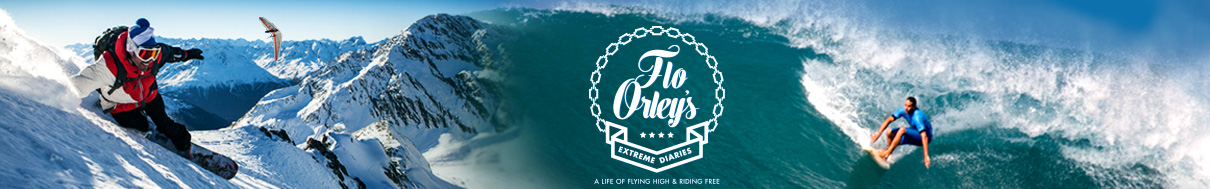 Flo Orley's Extreme Diaries