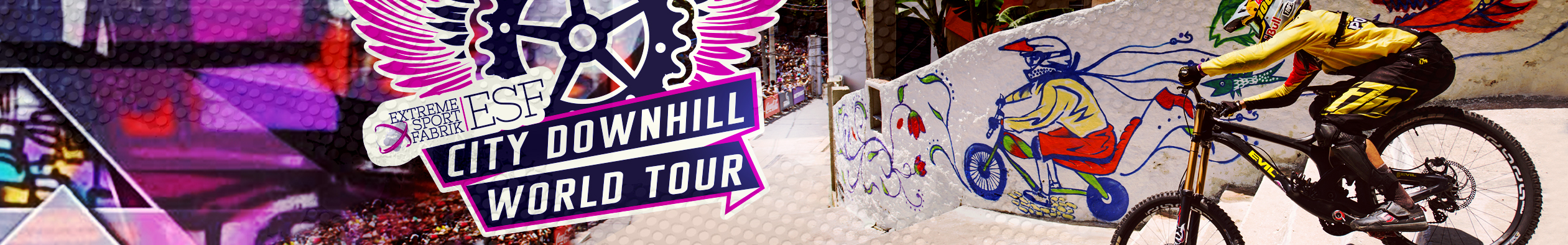City Downhill World Tour 2015