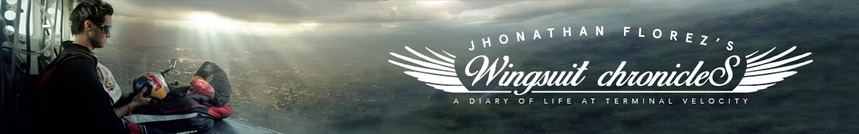 Jhonathan Florez Wingsuit Chronicles