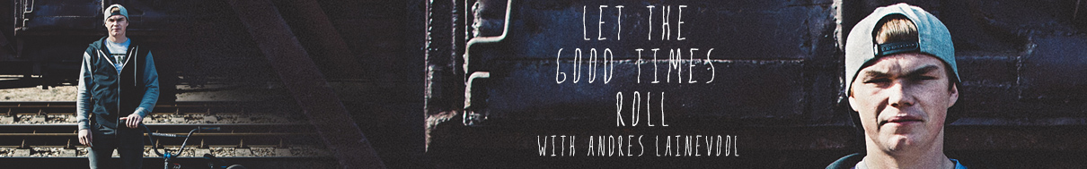 Let The Good Times Roll with Andres Lainevool
