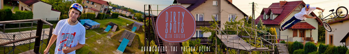 Dirty Spots with Godziek
