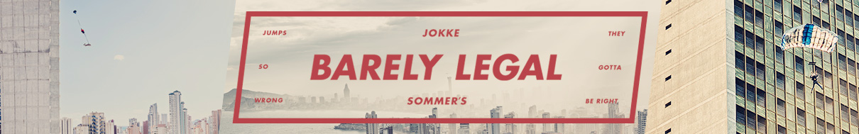 Jokke Sommer's Barely Legal