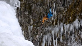Frozen Waterfalls in Squamish Have Never Looked This Fun to Climb | Tim Emmett Diaries, Ep. 7