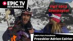 Adrien Coirier, Freeride World Tour Courmayeur 2013