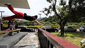 Taipei Parkour Park Project