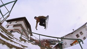 Zombies, Snowboards & Breaking Bones 'n Boards | Death Riders, Teaser