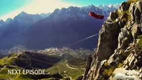 First Wingsuit Flight from Brevent with Alexander Polli | GroWings, Ep. 5