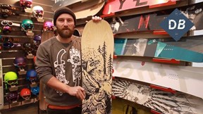 Never-Before-Seen Jones and Yes Snowboards, 2014-15 Sneak Peek | The Daily Blizzard, Ep. 16