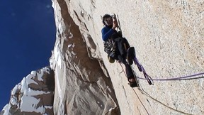 Cheating Death on the Torre Egger in Patagonia: Two Climbers One Cam | The Egger Project, Ep. 3