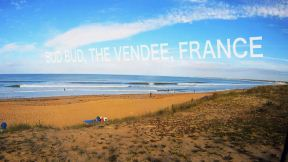 Surfin' the Bud Bud, The Vendee, France! - Top Surf Spots in Europe Ep. 3