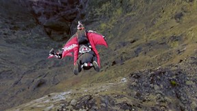 Volcanic Réunion Island Wingsuit Jump | The Perfect Flight, Ep. 4