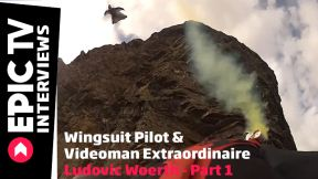 Wingsuit Pilot, Videoman Extraordinaire Ludovic Woerth, Part 1