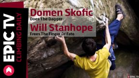 Domen Skofic Does The Dagger, and Will Stanhope Frees 'The Finger Of Fate'