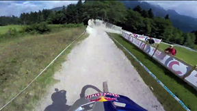 Marcelo Gutierrez's Crazy POV from the Loegang Mountain Bike World Cup | Urban Legend, Ep. 7