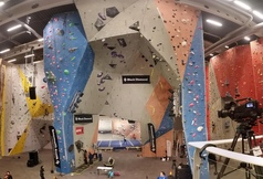 Huge climbing gym in Stockholm!