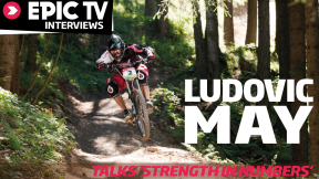 EpicTV Interviews: Ludo May Talks Guns, Chocolate and MTB