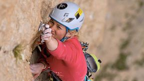 24 Hours on an 800m Route - Two Girls, Big Wall