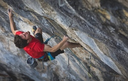 "Stefano Ghisolfi On ""One Punch"" 9a+ In Arco"