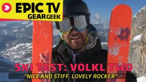 Ski Test: Völkl TWO 2014 Skis