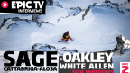 Linecatcher 2013: Sage Cattabriga-Alosa and Oakley White Allen, Soul Shredders