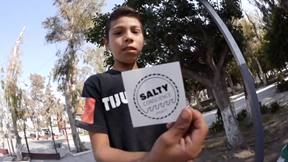 Surfing, Skating & Payin' it Forward | Salty Conscience, Ep. 1