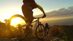 Over Gran Canaria: The Ultimate MTB Wheel Size Shootout? | Trail Ninja, Ep. 11