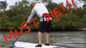 Stand Up Paddle Boarders MUST DIE!!!