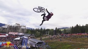 Red Bull Joyride Coverage | Crankworx Whistler 2013