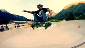 Chamonix Skateboarding with Sam Favret - Chicken Curry | Chamonix So Local, Ep. 3
