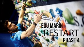 Electrostimulation to First Climbing Wall Attempt | Edu Marin: Restart, Ep. 4