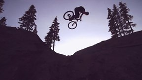 Downhill Bike Shredding & Backflip on Whistler Mountain | Dirt Life with Matt Jones, Ep. 3