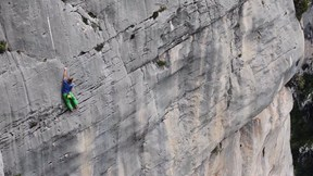 300m Off the Deck, Freesolo Climbing Verdon Gorges | Freesolo, Ep. 2