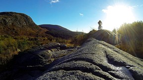 MTBing Kirroughtree, Scotland - Is It the Land of the Brave? | Trail Ninja, Ep. 9