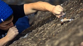 Climbing Crimpy Cold Hard Death Slab | Every 5.12, Ep. 6