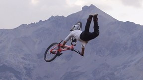 Freeride MTB Highlights in Livigno | NINE KNIGHTS MTB 2013 - Behind the Scenes, Ep. 2