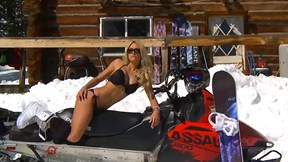 Hot Girls, Cold Snow - Backcountry Bunnies Calendar Shoot | Backcountry Bunnies 2014, Ep. 1