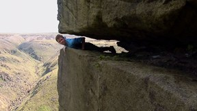 Esoterica: Climbing the Peak District's Weirdest Routes | HARDXS from Slackjaw Film, Ep. 13