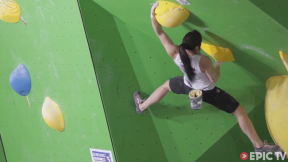 Alex Puccio & Chris Webb Parsons, 2013 Bouldering World Cup - Where in the World, Pt 1