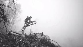Kilian Bron Shredding Home Single Track - Focus 311, ep1