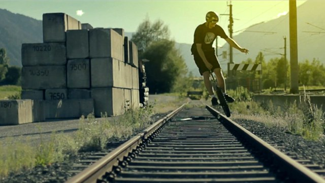 Epictv Video Extreme Unicycling Street Downhill