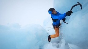 Icelandic Beaches Are Great for Ice Climbing, Less Great for Tanning | Mountain Hardwear