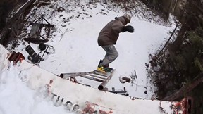 Sit In on Professor Paul's Masterclass in Rail Sliding | Ryan Paul's Zany Earth, Ep. 1