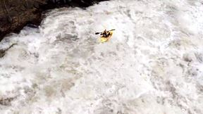 This Bird's-Eye View of Kayaking dangerously Flooded Rivers will Blow you Away | Inspire, Ep. 3
