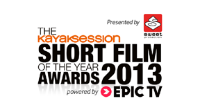 Aniol Serrasolses, Born to Paddle  (Kayak Session Short Film of the Year Awards 2013 – Entry 25)